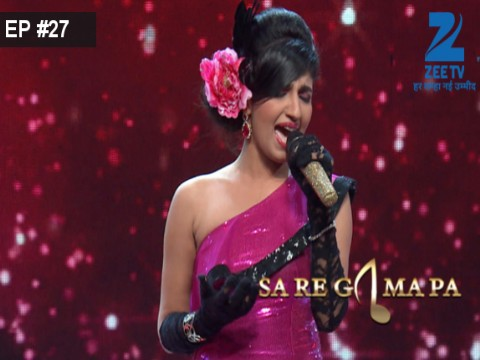 Sa Re Ga Ma Pa 2016 Ep 27 25th June 2016