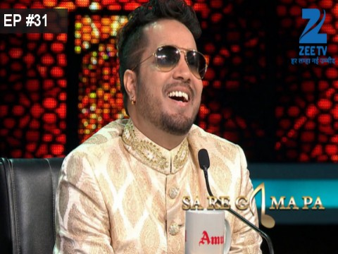 Sa Re Ga Ma Pa 2016 Ep 31 9th July 2016