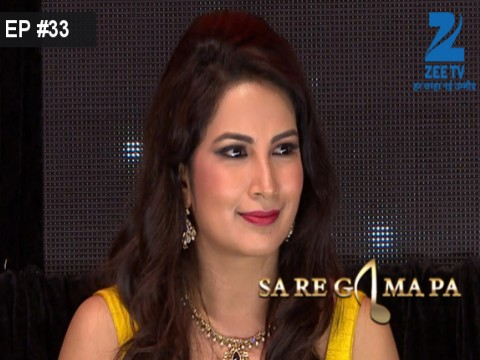Sa Re Ga Ma Pa 2016 Ep 33 16th July 2016