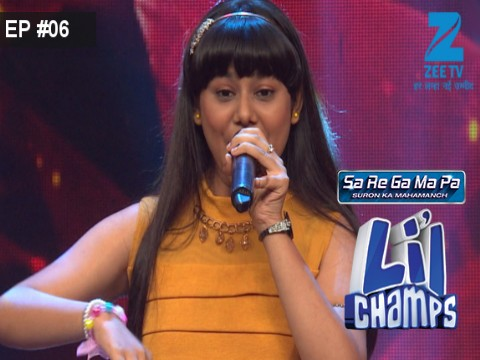 Sa Re Ga Ma Pa Lil Champs 2017 - Episode 6 - March 12, 2017 - Full Episode
