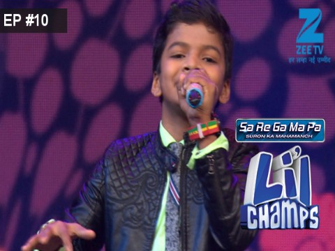 Sa Re Ga Ma Pa Lil Champs 2017 Ep 10 1st April 2017