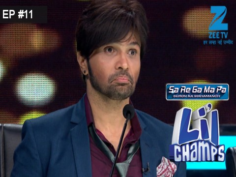 Sa Re Ga Ma Pa Lil Champs 2017 Ep 11 2nd April 2017