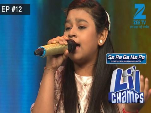 Sa Re Ga Ma Pa Lil Champs 2017 Ep 12 8th April 2017