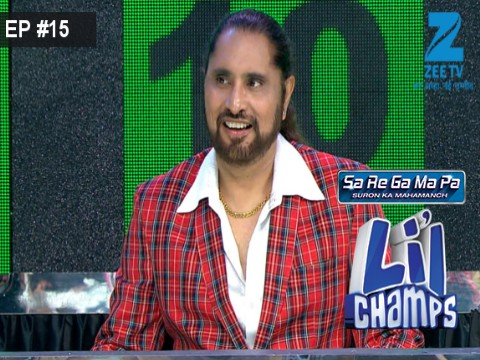 Sa Re Ga Ma Pa Lil Champs 2017 Ep 15 16th April 2017