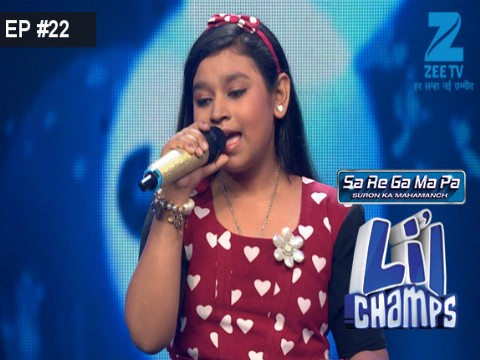 Sa Re Ga Ma Pa Lil Champs 2017 - Episode 22 - May 13, 2017 - Full Episode