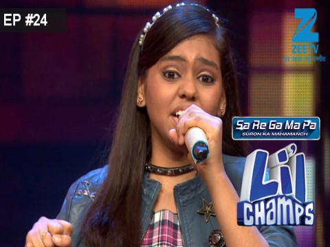Sa Re Ga Ma Pa Lil Champs 2017 - Episode 24 - May 20, 2017 - Full Episode