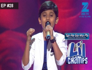 Sa Re Ga Ma Pa Lil Champs 2017 - Episode 28 - June 3, 2017 - Full Episode