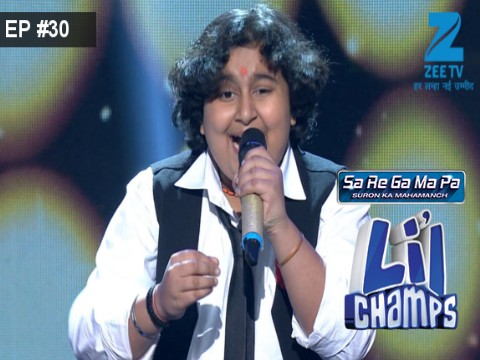 Sa Re Ga Ma Pa Lil Champs 2017 - Episode 30 - June 10, 2017 - Full Episode