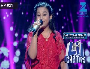 Sa Re Ga Ma Pa Lil Champs 2017 - Episode 31 - June 11, 2017 - Full Episode