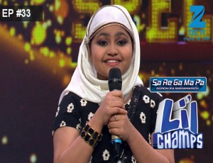 Sa Re Ga Ma Pa Lil Champs 2017 - Episode 33 - June 18, 2017 - Full Episode