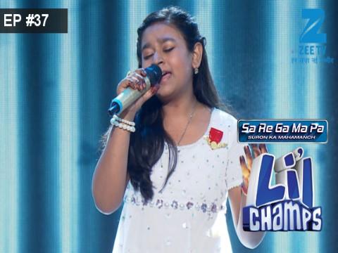 Sa Re Ga Ma Pa Lil Champs 2017 - Episode 37 - July 2, 2017 - Full Episode