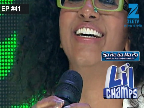 Sa Re Ga Ma Pa Lil Champs 2017 - Episode 41 - July 16, 2017 - Full Episode