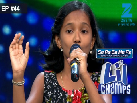 Sa Re Ga Ma Pa Lil Champs 2017 - Episode 44 - July 29, 2017 - Full Episode