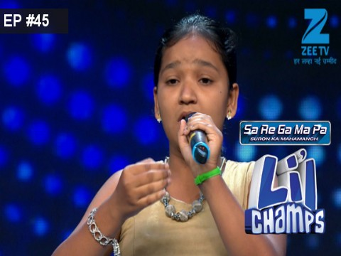 Sa Re Ga Ma Pa Lil Champs 2017 - Episode 45 - July 30, 2017 - Full Episode