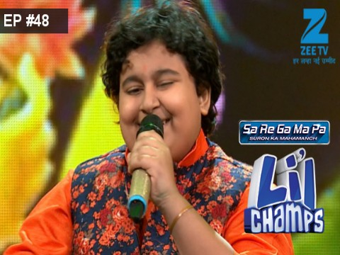 Sa Re Ga Ma Pa Lil Champs 2017 - Episode 48 - August 12, 2017 - Full Episode