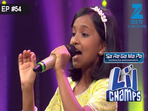 Sa Re Ga Ma Pa Lil Champs 2017 EP 54 03 Sep 2017