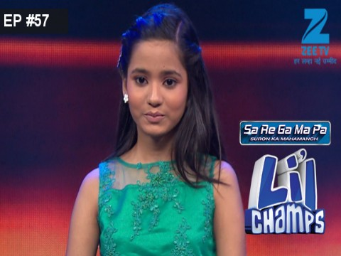 Sa Re Ga Ma Pa Lil Champs 2017 EP 57 16 Sep 2017