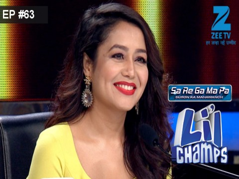 Sa Re Ga Ma Pa Lil Champs 2017 Ep 63 7th October 2017