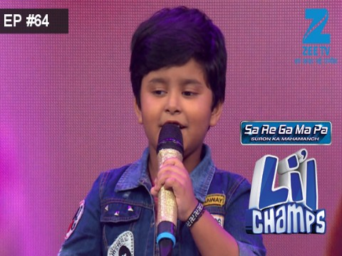 Sa Re Ga Ma Pa Lil Champs 2017 Ep 64 8th October 2017