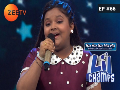Sa Re Ga Ma Pa Lil Champs 2017 EP 66 21 Oct 2017