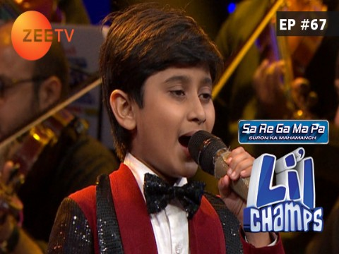 Sa Re Ga Ma Pa Lil Champs 2017 Ep 67 22nd October 2017