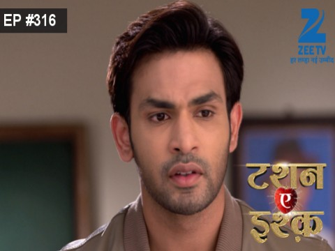 Tashan-e-Ishq Ep 316 8th September 2016