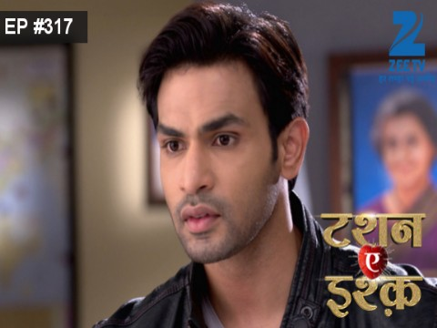Tashan-e-Ishq Ep 317 9th September 2016