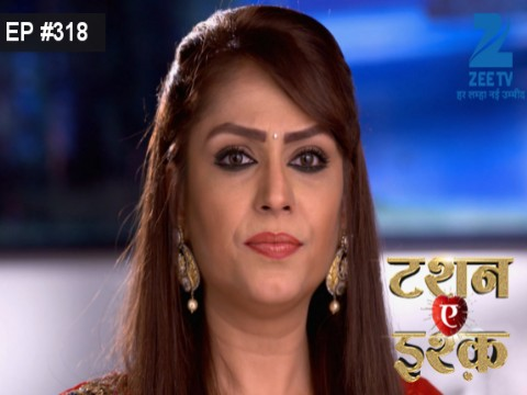 Tashan-e-Ishq Ep 318 12th September 2016