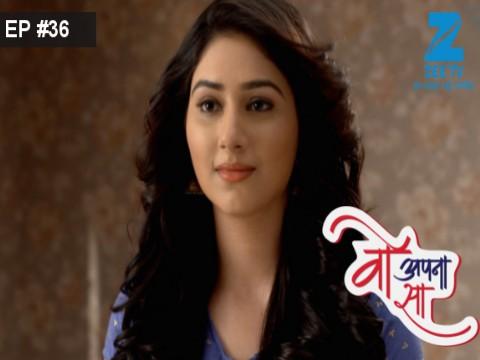 Woh Apna Sa - Episode 36 - March 13, 2017 - Full Episode