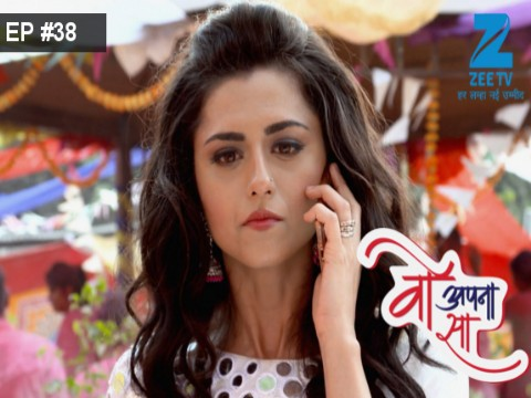 Woh Apna Sa - Episode 38 - March 15, 2017 - Full Episode