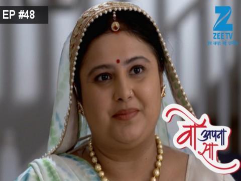 Woh Apna Sa - Episode 48 - March 29, 2017 - Full Episode