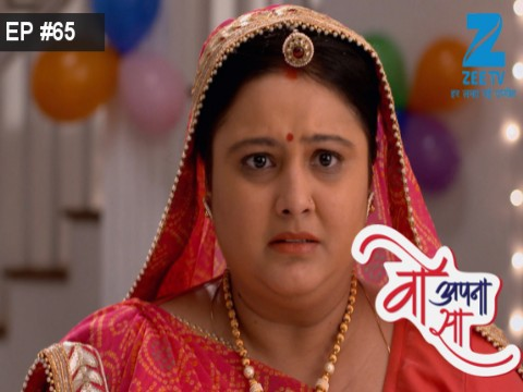 Woh Apna Sa - Episode 65 - April 21, 2017 - Full Episode