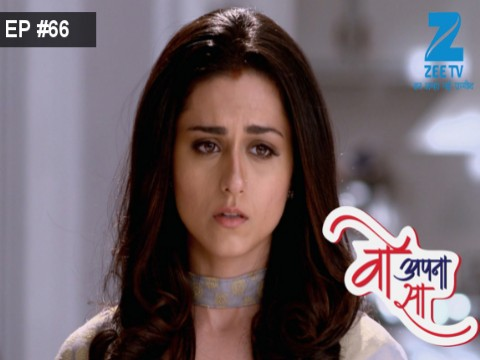 Woh Apna Sa - Episode 66 - April 24, 2017 - Full Episode
