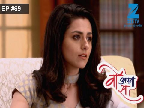 Woh Apna Sa - Episode 69 - April 27, 2017 - Full Episode