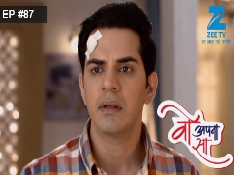 Woh Apna Sa - Episode 87 - May 23, 2017 - Full Episode