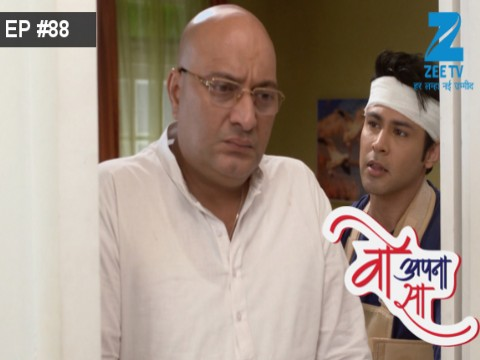 Woh Apna Sa - Episode 88 - May 24, 2017 - Full Episode