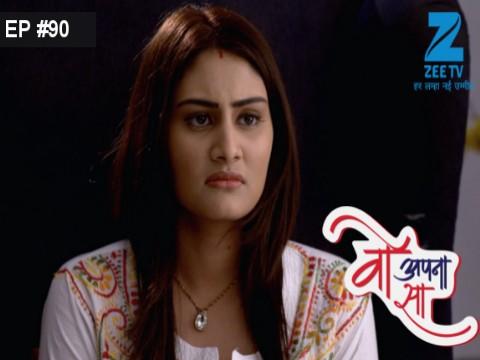 Woh Apna Sa - Episode 90 - May 26, 2017 - Full Episode
