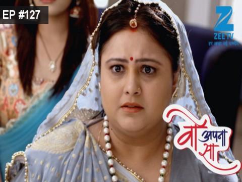 Woh Apna Sa - Episode 127 - July 17, 2017 - Full Episode