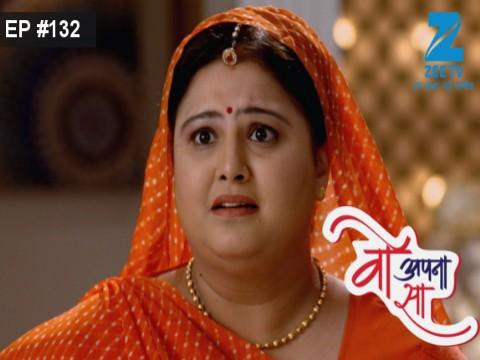 Woh Apna Sa - Episode 132 - July 24, 2017 - Full Episode