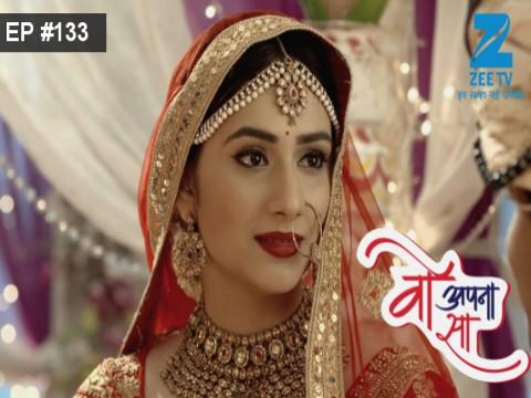 Woh Apna Sa - Episode 133 - July 25, 2017 - Full Episode