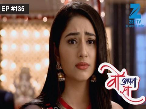 Woh Apna Sa - Episode 135 - July 27, 2017 - Full Episode