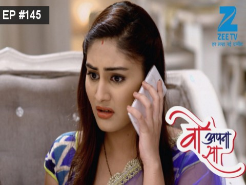 Woh Apna Sa - Episode 145 - August 10, 2017 - Full Episode