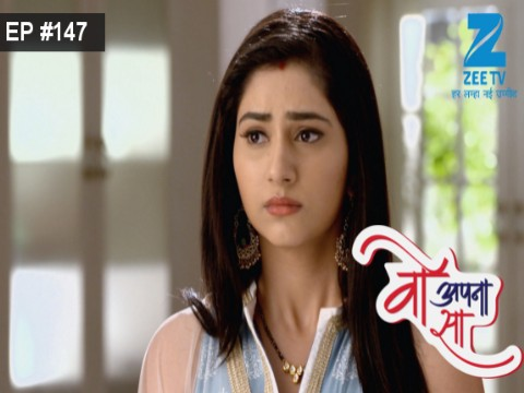 Woh Apna Sa - Episode 147 - August 14, 2017 - Full Episode