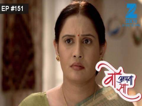 Woh Apna Sa - Episode 151 - August 18, 2017 - Full Episode