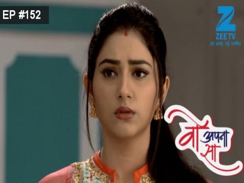 Woh Apna Sa - Episode 152 - August 21, 2017 - Full Episode