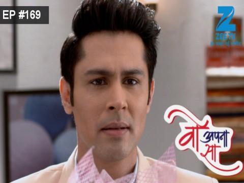 Woh Apna Sa - Episode 169 - September 13, 2017 - Full Episode
