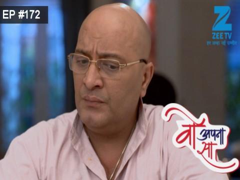 Woh Apna Sa - Episode 172 - September 18, 2017 - Full Episode