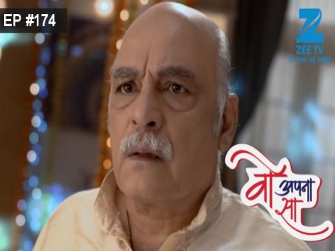Woh Apna Sa - Episode 174 - September 20, 2017 - Full Episode