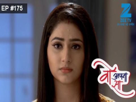 Woh Apna Sa - Episode 175 - September 21, 2017 - Full Episode