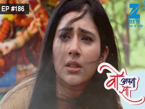 Woh Apna Sa - Episode 186 - October 6, 2017 - Full Episode